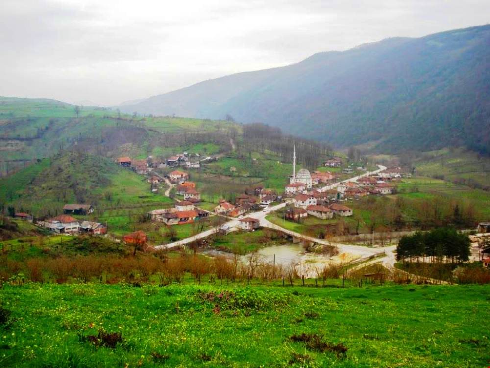 Çimento fabrikası kurulmak istenen Hoşafoğlu köyü.jpg
