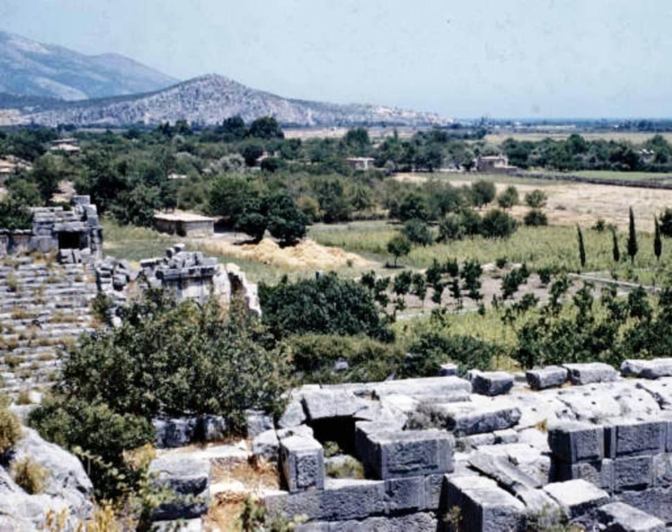 Antalya Demre 1954.jpg