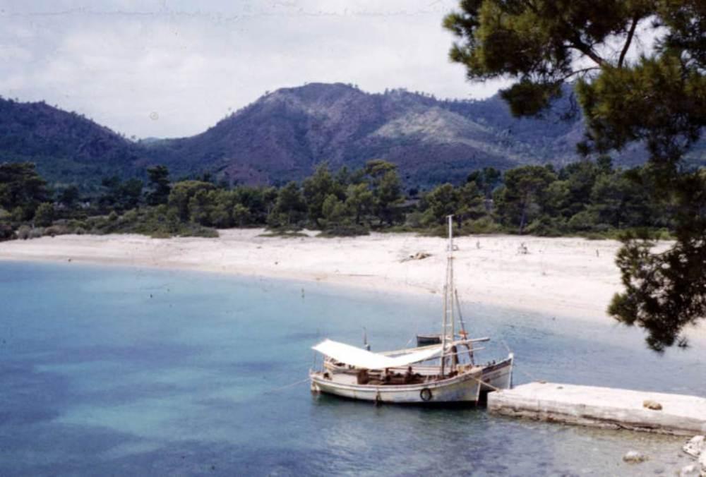 Antalya Kemer 1954.jpg