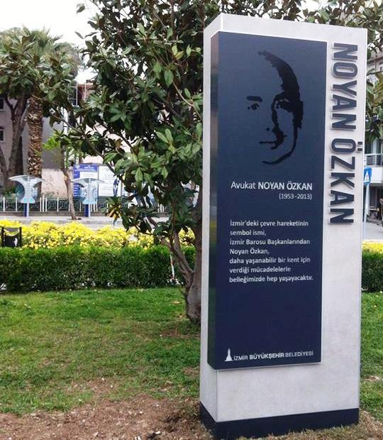 Özkan'ın adı Yasa Parkında yapılan anıtta yaşayacak.jpg