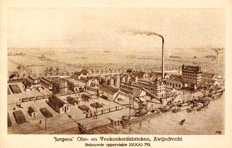 jürgens margarin fabrikası 1800'lü yılların sonu.jpg