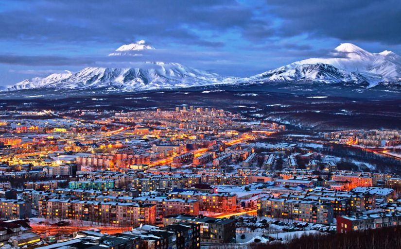 Rusya'nın Kamçatka bölgesindeki petropavlovsk, feyzullah bozacı'nın değirmen kurduğu kentlerden biri.jpg