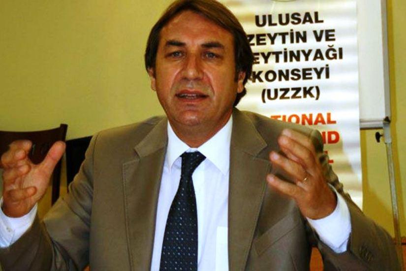 Ulusal Zeytin Konseyi Başkanı Mustafa Tan.jpg