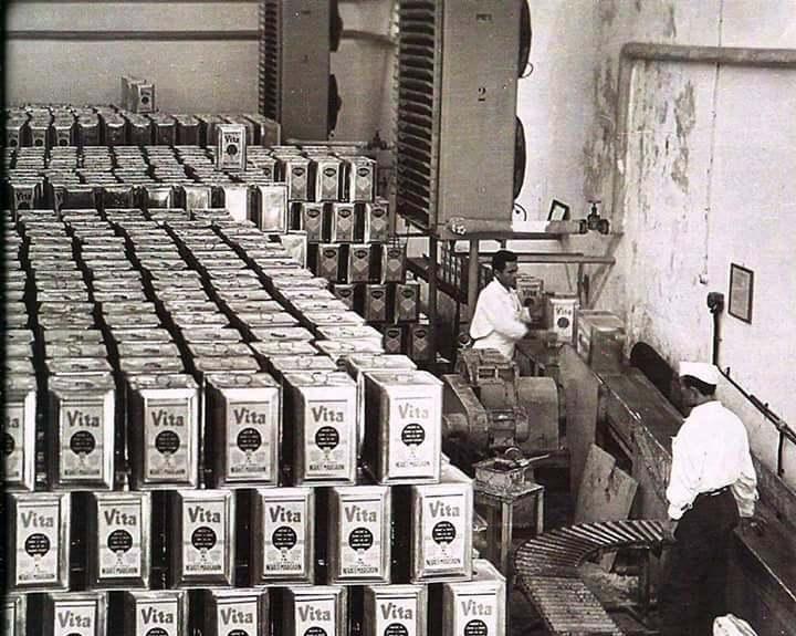 vita markasıyla üretilen margarinle Türkiye'nin tüketim alışkanlığı köklü olarak değişti.jpg