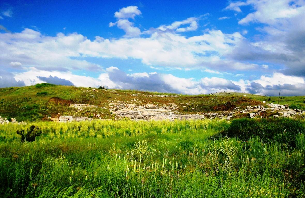 antiokheia antik kenti yalvaç'ta bulunuyor.JPG