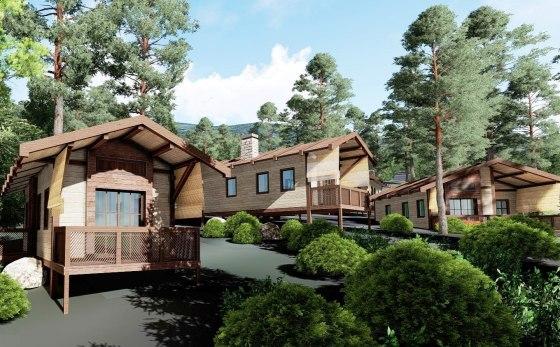 Gölcük Tabiat Parkı'nda yapılmak istenen dağ evleri.jpg