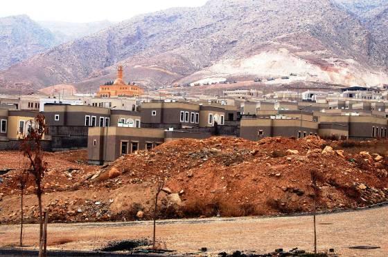 TOKİ'nin inşa ettiği Yeni Hasankeyf
