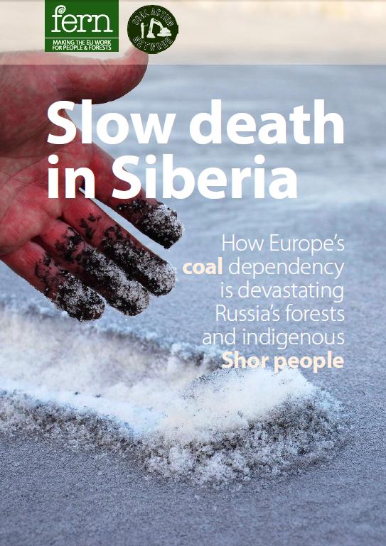 Sibirya'da Yavaş Ölüm raporunun kapağı.png
