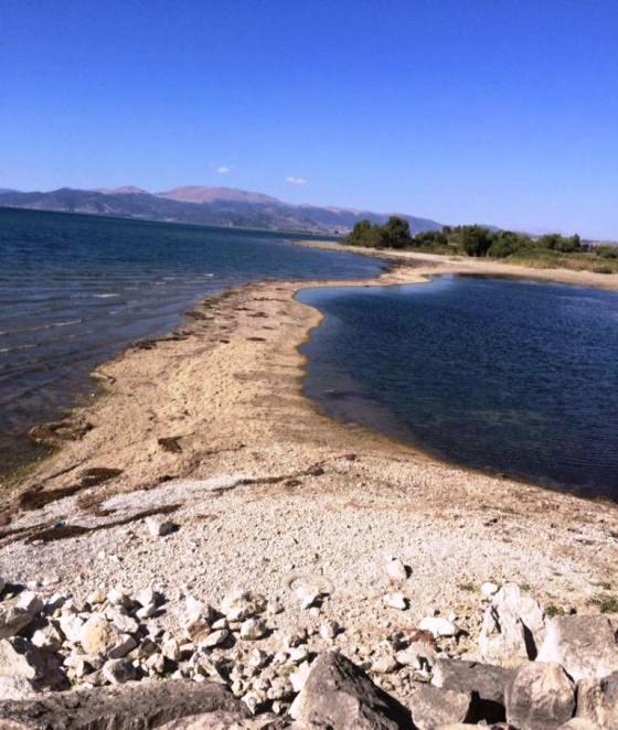 Eğirdir Gölü acilen önlem alınmazsa kuruyup yok olacak.jpg